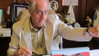 Alcalde de La Victoria lanzó su candidatura a la Municipalidad de Lima