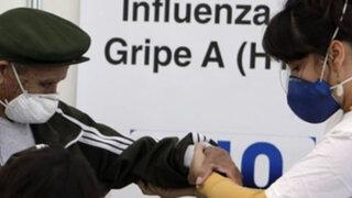 Ministerio de Salud confirma 61 muertos en todo el país por gripe AH1N1