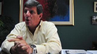 Rafael Rey: Ministro Pedro Cateriano piensa que el Ejército está a su servicio