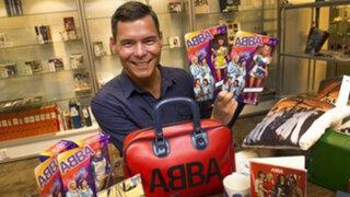 Fanático de Abba recauda 86 mil dólares por colección de 25 mil objetos