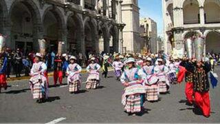 Gran despliegue de Panamericana TV en 473° Aniversario de Arequipa