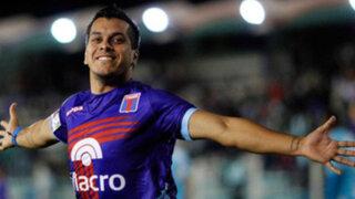 """Leandro Leguizamón será el """"9"""" de Sporting Cristal en las liguillas"""