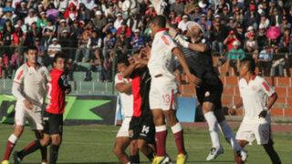 Universitario y Melgar jugarán 8 minutos por partido suspendido en Arequipa