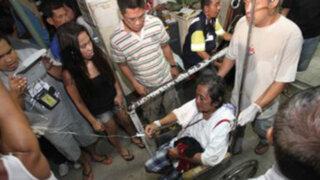 Filipinas: Bote con más de 500 personas a bordo se hunde frente a isla de Cebú