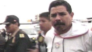 Ex esposo de Nancy Obregón es trasladado a Sala Penal Nacional