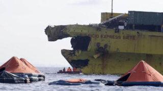 Filipinas: choque de barcos deja hasta el momento 31 muertos y 690 heridos
