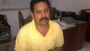 Ex esposo de Nancy Obregón ya se encuentra en el penal de Piedras Gordas