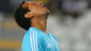Cristal cayó 2-1 con José Gálvez en Chimbote y bajó al tercer lugar del torneo