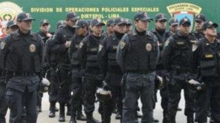 Escuadrón Verde cumple 10 años combatiendo el crimen y la venta de drogas
