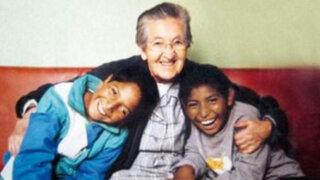 Monja que luchó contra el terrorismo en Ayacucho fue premiada en España