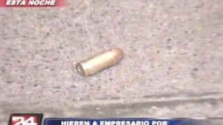 'Marcas' desatan balacera para robar camioneta a empresario en Lince