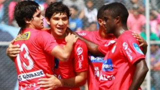 Juan Aurich empató 1-1 con Inti Gas en Olmos por el Descentralizado 2013
