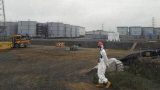 Japón: detectan nueva fuga de agua radiactiva en planta de Fukushima