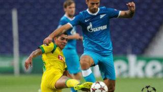 Bloque Deportivo: Pacos Ferreira cayó 1-4 frente al Zenit en Champions League