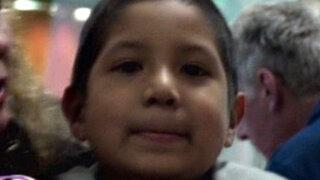 Niño que padece de leucemia recibirá trasplante de médula en España