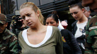 Noticias de las 7: sentencian a burriers británicas McCollum y Reid