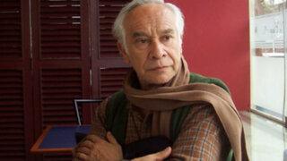 Amputan parte de la pierna al actor peruano Eduardo Cesti
