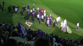 Fiorentina incluyó a Juan Vargas en la presentación oficial de equipo y usará la 66