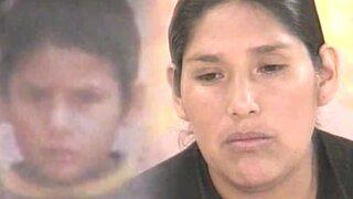 Madre acusa a expareja de tener secuestrado a su hijo desde hace 4 años