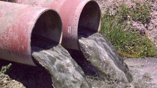 Industrias tendrán que tratar sus aguas residuales desde el 5 de setiembre