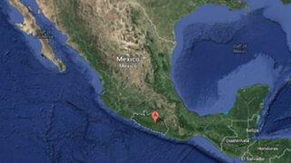 Sismo de 6,1 grados de magnitud sacudió importantes ciudades de México
