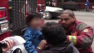 Lince: camioneta se vuelca en Av. Petit Thouars y deja tres niños heridos