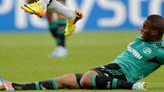 Descartan lesión de gravedad a Jefferson Farfán y estará ante Uruguay y Venezuela