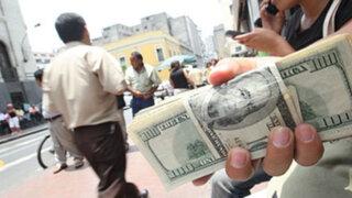 BCR batió récord al vender US$ 600 millones para contener alza del tipo de cambio