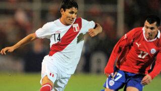 Raúl Ruidíaz: Es un gran reto para mí volver a la selección peruana