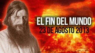 La profecía de Rasputín: 23 de agosto sería fecha del fin del mundo