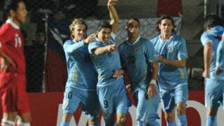 Uruguay presentó lista de jugadores que enfrentarán a la selección peruana
