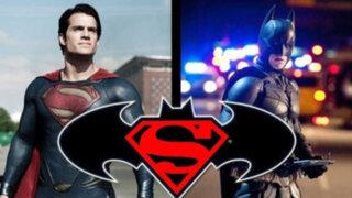 Ben Affleck será el nuevo 'Batman' y combatirá al lado de 'Superman'