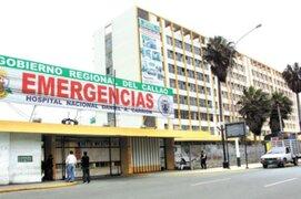 Mujer fue acuchillada por su pareja dentro del Hospital Carrión en el Callao