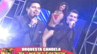 Orquesta Candela despide la Súper Movida con su nuevo éxito 'Esta Noche'