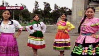 Polleras multicolor: conozca la historia de esta vistosa prenda andina