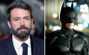 Ben Affleck defiende su designación como el próximo Batman