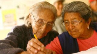 Esperanza de vida de adultos mayores peruanos aumentó en 2 años y medio
