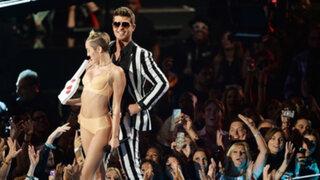 Miley Cyrus y su 'provocador' baile desatan burlas en redes sociales