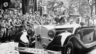 Falso spot de un Mercedes que atropella a Hitler causa polémica en Alemania