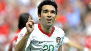 Deco anunció su retiro del fútbol a los 35 años