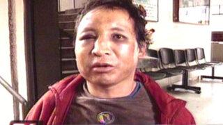Rímac: cocinero de chifa es brutalmente golpeado por delincuentes