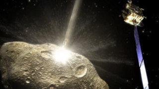 VIDEO: NASA difundió imágenes del plan para capturar a un asteroide en el 2025