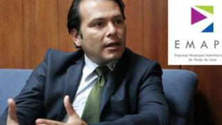 Alfredo Lozada: Concesiones del Municipio de Lima han desaparecido Emape