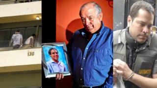 """Caso Walter Oyarce: """"Loco David"""" busca libertad dilatando proceso"""