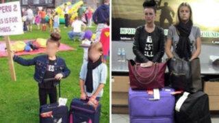 Irlanda de norte: visten a niñas como 'burriers' que fueron capturadas en Lima