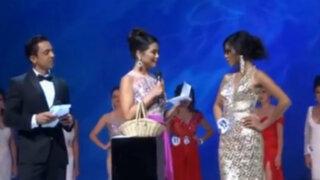 La respuesta de la candidata a Miss Filipinas USA que dejó atónito al público