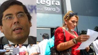 Jaime Delgado retrocede sobre su propuesta y pide posponer aporte a las AFP