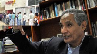 González Izquierdo: ONP podría incumplir pago de pensiones a futuros jubilados