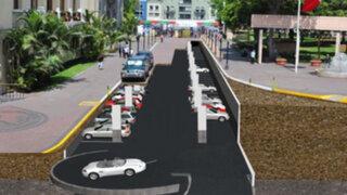 Controversia por construcción de estacionamientos subterráneos en Miraflores