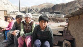 La Oroya se ubica entre las cinco ciudades más contaminadas del mundo